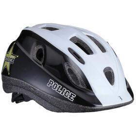 BBB Boogy BHE-37 Kask rowerowy Dzieci, biały/czarny